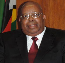 Hon. Adv. Jacob Francis Mudenda – Speaker of the National Assembly – Zimbabwe