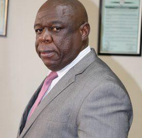 Mr. Kennedy Mugove Chokuda – Clerk of Parliament