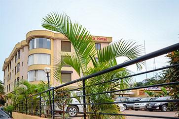 Hillside Plaza Hotel