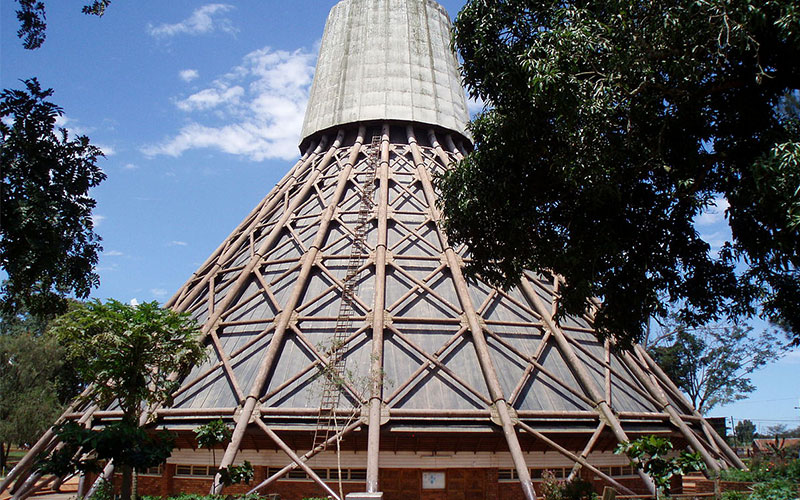 Namugongo Catholic & Angelican Martyers Shrine