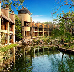 Kingdom Hotel (Conference Venue)